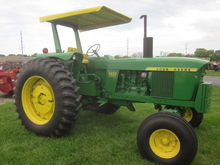 John Deere 4020 D powershift