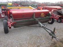 Brillion 8' seeder