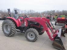 Mahindra 4035 4x4 loader