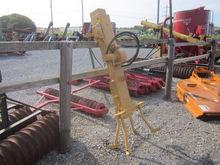 Danuser MD6 3pt post pounder