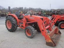 Kubota L3130 4x4 loader