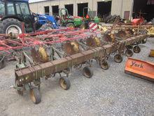 John Deere 6R 3pt cultivator