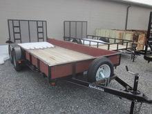 Appalachian 76x16 trailer