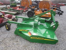 John Deere 8' 3pt rotary mower