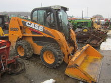 Case SR250 skid loader