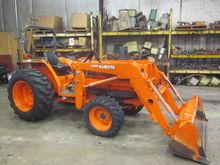 Kubota L3450 4x4 loader