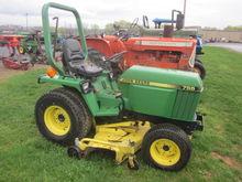 John Deere 755 4x4 mower