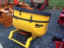 Meyer 3pt salt spreader