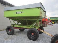 Parker gravity bin wagon