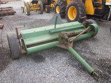 Used Green hay crimp