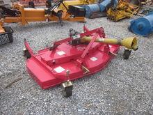 Mahindra 6' 3pt estate mower