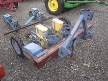Overum 4 row 3pt veggy planter