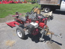 Timberwolf log splitter