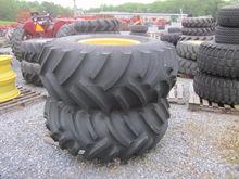 Titan 23.1-26 ag tires on rims