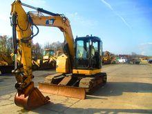 Cat 308DCR Excavator