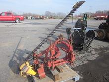 New Holland 7' 3pt sickle mower