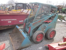 Mighty Mac 8b skid loader