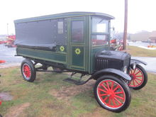 Used 1922 Ford TT Tr
