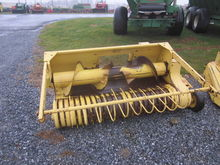 New Holland 790W grass head