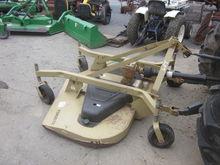 Land Pride 6' 3pt estate mower