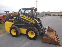 New Holland L223 skid loader