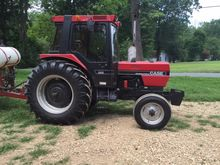 Used Case IH 885 2wd