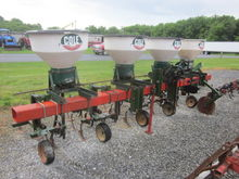 Brillion 4R 3pt cultivator with