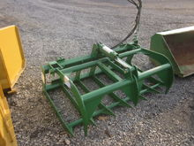 "Titan 60"" grapple bucket"