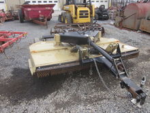 Land Pride 8' pull mower