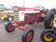 International 460 diesel wide f