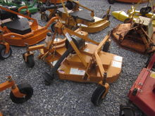 """Woods 54"""" 3pt estate mower"""