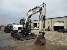 Bobcat E80 Excavator