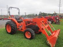 Kubota L3130 GST 4x4 loader
