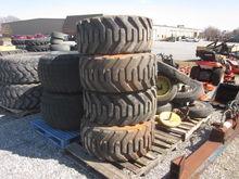 Galaxy 4) 15x19.5 R4 tires