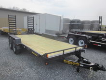 Pequea MP16 Trailer