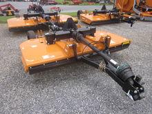 Woods 8' pull mower DS8.30