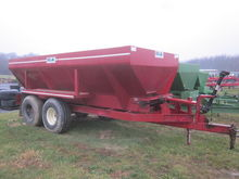 BBI 16' litter spreader