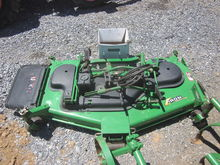 "John Deere 60"" mower deck"