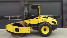 Used Bomag Single Dr