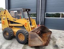 Case 85XT Skid loader