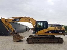 Caterpillar 324DL Track Excavat
