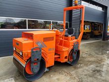 Used Hamm HD10 Rolle