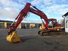Used Hitachi ZX210 t