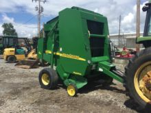Used Hay Equipment Round Balers for sale in Paris, TX, USA