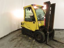 2006 Hyster H3.5FT 9632