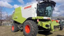 2014 CLAAS Lexion 670