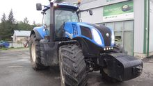 2013 New Holland T 8.390