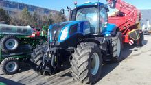 2012 New Holland T 8.360