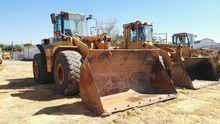 1996 Caterpillar 970F Wheeled L