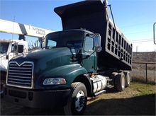 2009 MACK PINNACLE CXU612